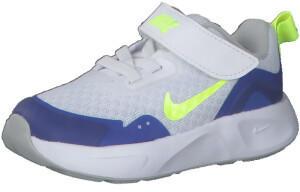 Nike WearAllDay (CJ3818) white/game royal/grey fog/volt