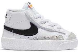 Nike Blazer Mid 77 Infant (DA4088) white/total orange/black