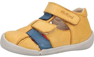 Kickers Wasabou yellow/blue