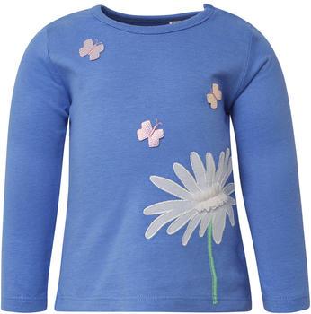 Tom Tailor Langarmshirt mit Print vorne (60000992) blue