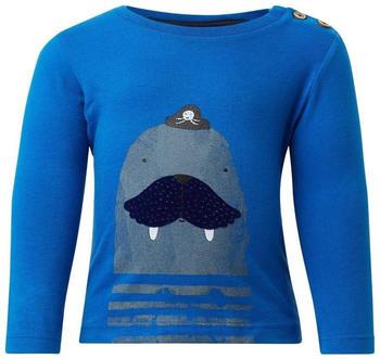 Tom Tailor Langarmshirt mit Print (60001004) blue