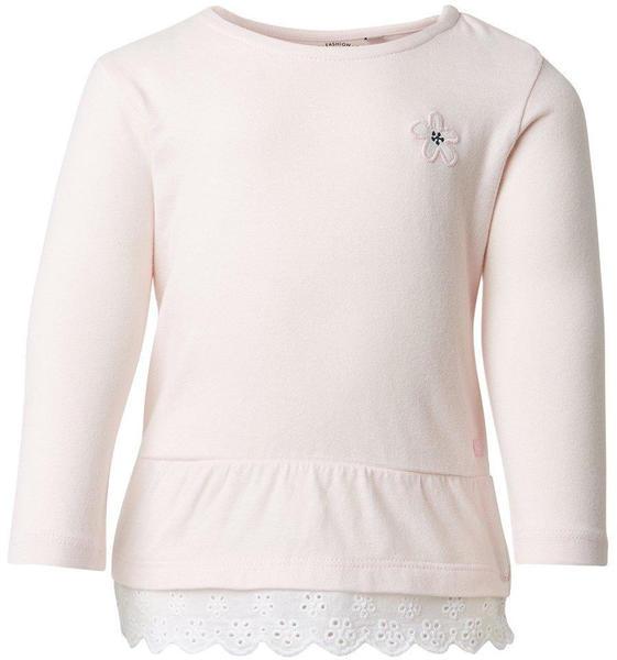Tom Tailor Langarmshirt mit Spitze (60001020) pink