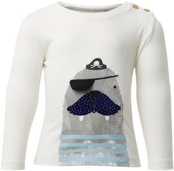 Tom Tailor Langarmshirt mit Print (60001004) white