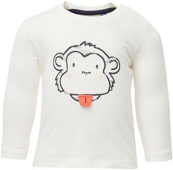 Tom Tailor Langarmshirt mit Print (60001484) white