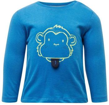 Tom Tailor Langarmshirt mit Print (60001484) blue