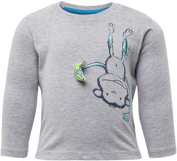Tom Tailor Langarmshirt mit Print (60001484) grey