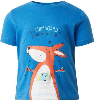 Tom Tailor T-Shirt mit Print (60001517) blue