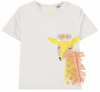 Tom Tailor T-Shirt mit Print und Fransen (60001463) white