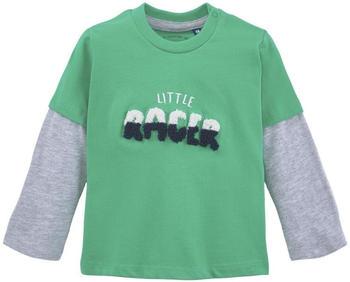 Tom Tailor Langarmshirt mit Stickerei (60001774) green