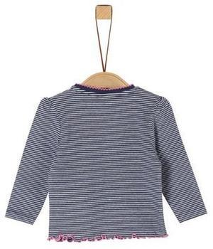 S.Oliver Jersey-Longsleeve Shirt blue (2021803)