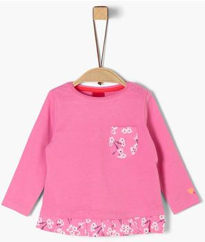 S.Oliver Jersey-Longsleeve Shirt rose (2021413)