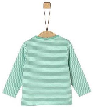 S.Oliver Longsleeve Shirt green (2020094)