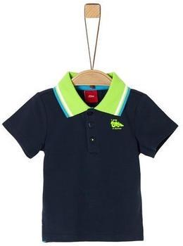 S.Oliver Poloshirt blue (2037985)