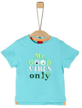 S.Oliver T-Shirt turquoise (2038013)