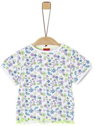 S.Oliver T-Shirt white (2020422)