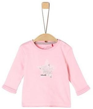 S.Oliver Jersey-Longsleeve Shirt rose (1271187)