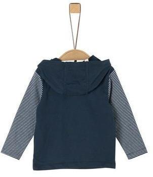S.Oliver Jersey-Longsleeve Shirt blue (2019669)
