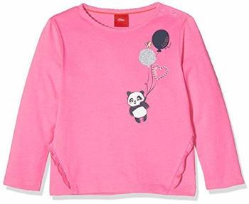 S.Oliver Jersey-Longsleeve Shirt rose (2021190)