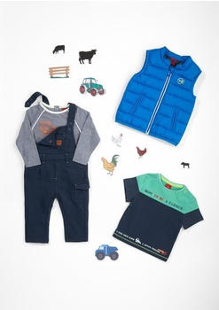 S.Oliver Jersey-Longsleeve Shirt blue (2022183)