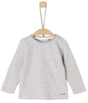 S.Oliver Jersey-Longsleeve Shirt grey (1271202)