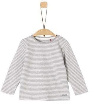 S.Oliver Jersey-Longsleeve Shirt grey (1271202)