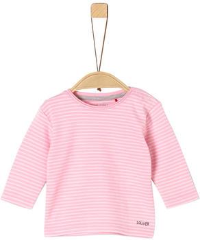 S.Oliver Jersey-Longsleeve Shirt rose (1271202)