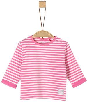 S.Oliver Jersey-Longsleeve Shirt rose (2021710)