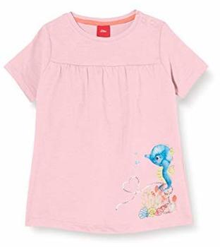 S.Oliver T-Shirt puder pink (32.6033-4145)