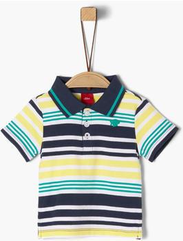 S.Oliver Poloshirt (35.3600-57G4) blue