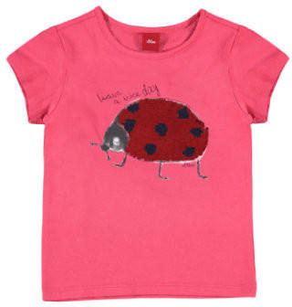 S.Oliver T-Shirt red (32.5419-4517)