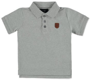 Staccato Poloshirt cold grey melange (230063479-831)