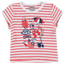 Kanz T-Shirt y/d stripe/multicolored (2032033-0001)