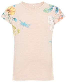 Name It T-Shirt Halisa strawberry cream (13165492-2)