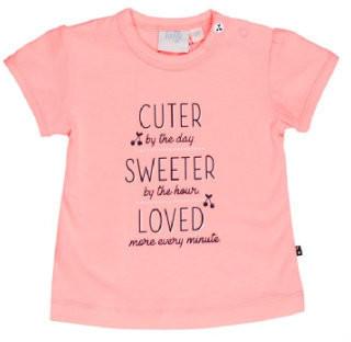 Feetje T-Shirt cuter sweeter Cherry sweet rosa (517.00455-150)