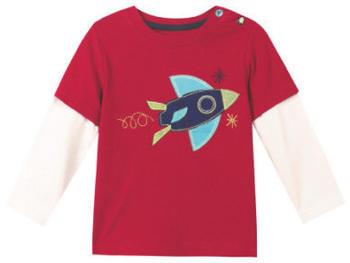 Esprit T-Shirt rot (RI1014C-630)