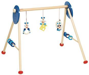 Heimess Baby-Fit Greif- und Spieltrainer Maus blau