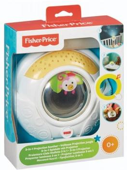 Fisher-Price 3-in-1 Spieluhr mit Projektor