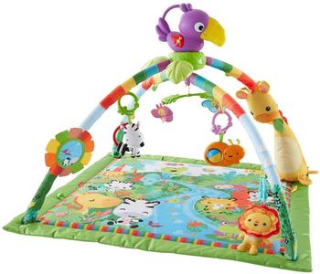 Fisher-Price Rainforest - Erlebnisdecke (DFP08)