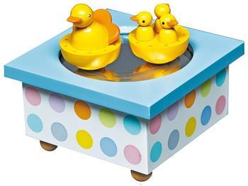 Trousselier Tanzende Enten auf dem Teich (S95001)
