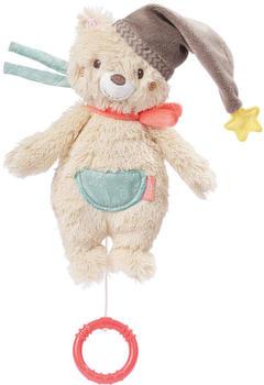 Fehn Mini-Spieluhr Bär Bruno 20 cm