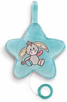 NICI Spieluhr Stern mit Esel Muli