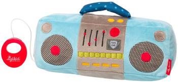 Sigikid Spieluhr Radio Papa & Me blau