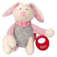 Sigikid Spieluhr Hase rosa, Urban Baby Edition (39035)