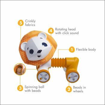 keine Angabe Tiny Love Rolling Toys Leonardo Löwe 3333111591
