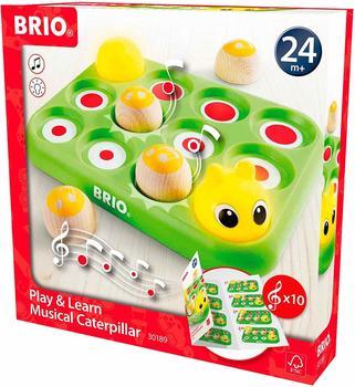Brio Musikspiel Raupe 30189