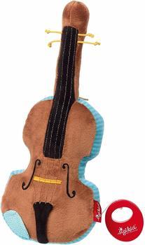 Sigikid Spieluhr Geige - braun