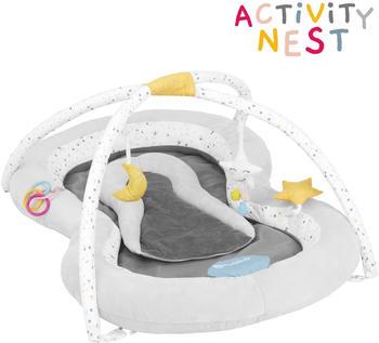 badabulle-krabbeldecke-moonlight-activity-nest-inkl-neugeboreneneinsatz-spielbogen-grau