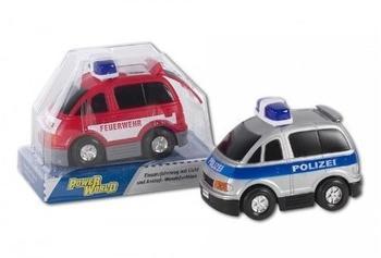 The Toy Company City Control - Polizei sortiert (51044)
