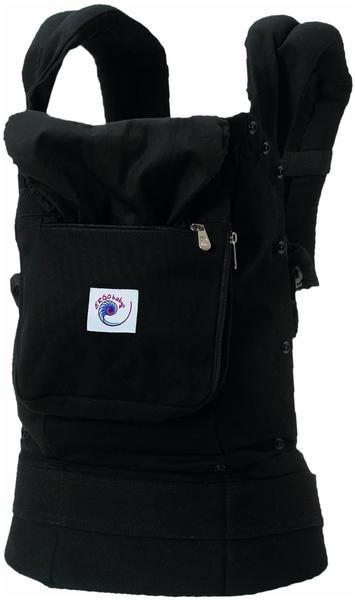 Ergobaby Babytrage Carrier Options Black