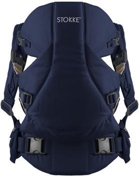 Stokke MyCarrier Front & Back Deep Blue